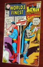 World's Finest #171 Superman Batman