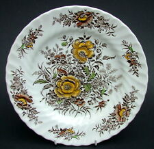 1970's Hostess Beacon Hill Pattern Large Size Dinner Plates 25.5cm Look in VGC