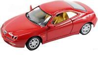 Solido Diecast 1:43 1995 Alfa Romeo GTV in Red in Collectors Tin