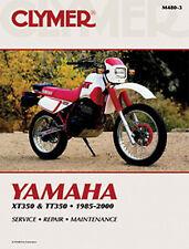 CLYMER YAMAHA XT350 AND TT350 1985-2000 (M4803)