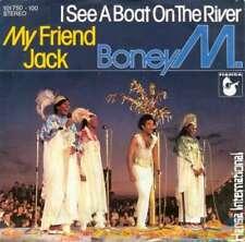 "Boney M. - I See A Boat On The River / My Friend J 7"" Vinyl Schallplatte - 4548"