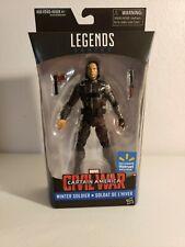 Marvel Legends Captain America Civil War Winter Soldier (Walmart Exclusive)