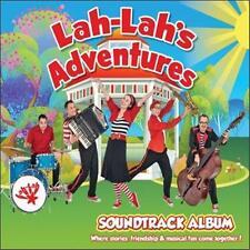 LAH LAH Lah-Lah's Adventures Soundtrack Album CD BRAND NEW