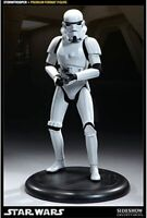 STAR WARS  Stormtrooper Premium Format Figure  SIDESHOW COLLECTIBLES