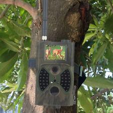 HC-300M HD Hunting Trail Digital Animal Camera 940nm Scout Infrared 12MP GSM pm1