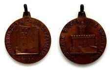 Medaglia Associazione Nazionale Di Guerra Della Provincia Di Forlì - Pellegrinag
