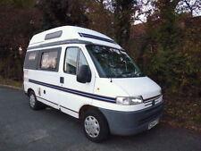 2001 SWB Campervans & Motorhomes