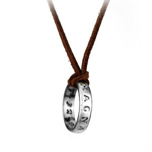 Drake's Deception Sir Francis Necklace Ring Uncharted 3 Pendant Jewelry Gift