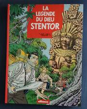 La Légende du dieu Stentor EO publicitaire Tripp Alliance Danone
