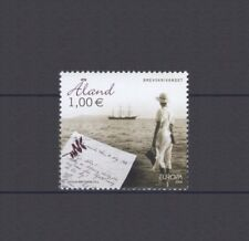 ALAND, EUROPA CEPT 2008, THE LETTER THEME, MNH