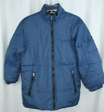 Boys GAP Kids XL 12 Winter Ski Snowboard Down Puffer Jacket Blue