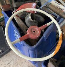 1953 1954 1955 Corvette original steering wheel