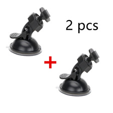 Dash Camera Suction Mount Cup Holder Vehicle Video Recorder Windshield