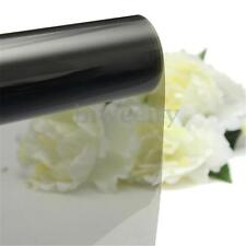 Black 30% Window Tint Film 50cmx6m Roll 2 PLY Car Auto Glass House Commercial