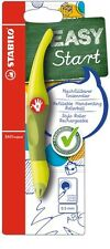 Stabilo´S Move Easy Original Pluma de la tinta verde, con Cartucho, Zurdos