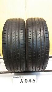 2 x Sommerreifen Pirelli PZero Rosso  235/60 R18 103V