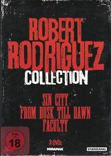 Robert Rodriguez Collection 3 DVDs