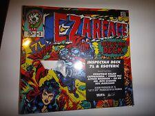 Inspectah Deck 7L & Esoteric Czarface Pop Up CD