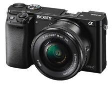 Sony ILCE-6000 Schwarz + E 16-50mm F3.5-5.6 OSS Lens Kit  A6000 ILCE-6000L Black