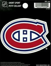 Montreal Canadiens Die Cut Decal from Rico