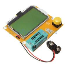 Acryl Transistorprüfgerät Shell LCR-T4 Mega328 Diode Triode ESR Nagelneu
