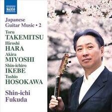 Japanese Guitar Music, Vol. 2, New Music