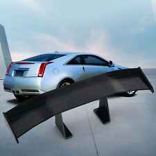 Car Mini Spoiler Auto Car Tail Decor Spoiler Wing Carbon Fiber Car Universal#