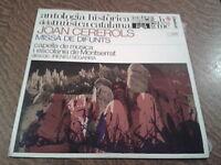 33 tours joan cererols missa de difunts antologia historica de la musica catalan