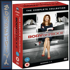 BODY OF PROOF - COMPLETE SERIES SEASONS 1 2 & 3  **BRAND NEW DVD BOXSET **