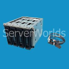 HP ML150 G6 ML110 G7  LFF Drive Cage Kit with cables 487737-B21