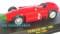 1:43 F1 - FERRARI D50 (1956) - Peter Collins (58).