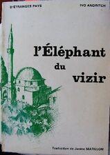Récits Bosnie Serbo-Croate I. Andritch Publications Orientalistes de France 1977