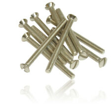 Pack of 50 x 40 mm Electrical Screws M3.5 for Light Switch Plug Sockets