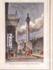 More details for framed nelson's pillar sackville-street dublin picture
