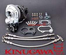 Kinugawa Billet Turbocharger TD04L-15T w/ 5cm T25 Housing / 1.3~2L / 150~250HP