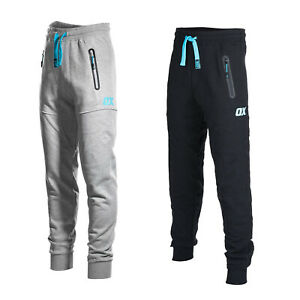 OX Tools Joggers Regular Brushed Inner Fabric Grey / Black - OX Official Dealer