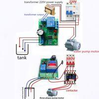 Water Liquid Level Controller Switch / Sensor Module For Pond Tank Warter