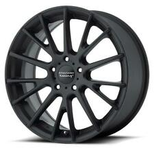 17 inch 17x7 American Racing AR904 Satin Black wheel rim 5x4.5 5x114.3 +40