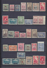 CILICIE CILICIA 1919, FRENCH OCCUPATION, 43 STAMPS, MLH & USED