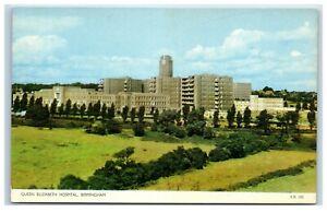Postcard Queen Elizabeth Hospital Birmingham