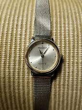 Peugeot Women's '7 Quartz Metal And Stainless Steel
