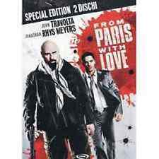 DvD FROM PARIS WITH LOVE *** Special Edition 2 Dvd *** ....NUOVO