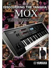 Clendeninn Phil Discovering The Yamaha Mox Learn to Play Present MUSIC DVD