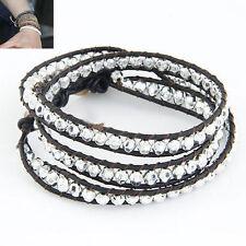 Modeschmuck-Armbänder aus Metall-Legierung mit Perlen (Imitation)