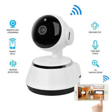 Wireless Pan Tilt 720P WiFi IP CCTV Network Camera Night Vision Security Webcam