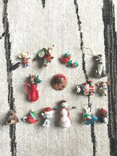 Hallmark Lot/Collection Christmas Kitty Cat Santa Hat 80s to now! Fast Ship!