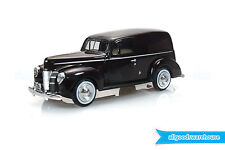 1940 Ford Delivery Sedan Maroon 1:24 scale American Classic diecast model car