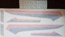 HONDA CB100N CB125N DECAL KIT