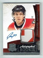 10-11 UD The Cup  Jeremy Morin  /249  Auto  Patch  Rookie