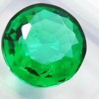 Natural Certified 17 Ct Green Muzo Emerald Loose Gemstone